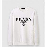 Prada Hoodies Long Sleeved O-Neck For Men #520335