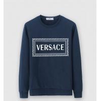 Versace Hoodies Long Sleeved O-Neck For Men #520387