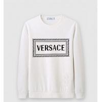 Versace Hoodies Long Sleeved O-Neck For Men #520388