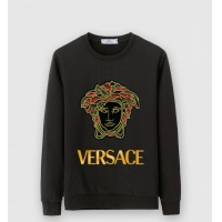 Versace Hoodies Long Sleeved O-Neck For Men #520436