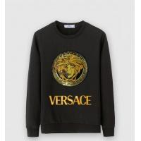 Versace Hoodies Long Sleeved O-Neck For Men #520444
