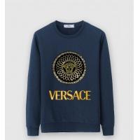 Versace Hoodies Long Sleeved O-Neck For Men #520459