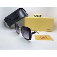 Fendi Fashion Sunglasses #520840