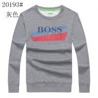 Boss Hoodies Long Sleeved O-Neck For Men #520940