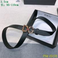 Dolce & Gabbana D&G AAA Belts For Women #521385