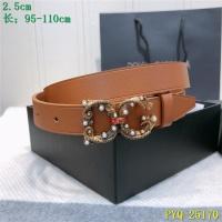 Dolce & Gabbana D&G AAA Belts For Women #521386
