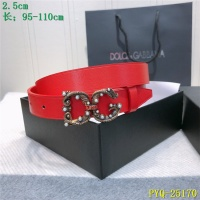 Dolce & Gabbana D&G AAA Belts For Women #521389
