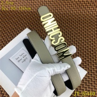 Moschino AAA Quality Belts For Women #521401