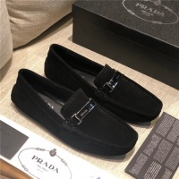 Prada Leather Shoes For Men #521470