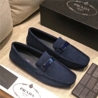 Prada Leather Shoes For Men #521471