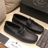 Prada Leather Shoes For Men #521472