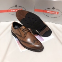 Prada Leather Shoes For Men #521473