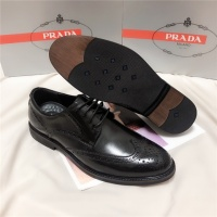 Prada Leather Shoes For Men #521474