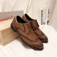 Prada Leather Shoes For Men #521475