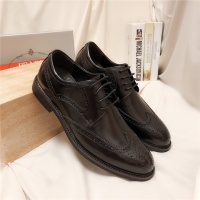 Prada Leather Shoes For Men #521476