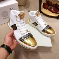 Versace High Tops Shoes For Men #521568