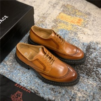 Ferragamo Leather Shoes For Men #521698