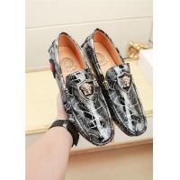 Ferragamo Leather Shoes For Men #521703