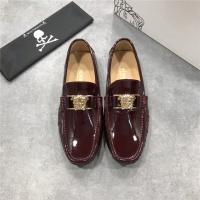 Ferragamo Leather Shoes For Men #521706