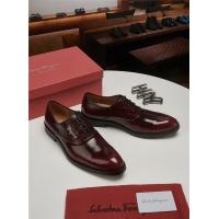 Ferragamo Leather Shoes For Men #521707