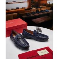 Ferragamo Leather Shoes For Men #521712