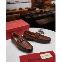 Ferragamo Leather Shoes For Men #521713