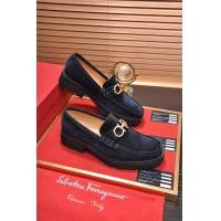 Ferragamo Leather Shoes For Men #521718