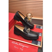 Ferragamo Leather Shoes For Men #521720