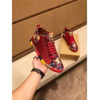 Versace High Tops Shoes For Men #521920