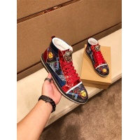Versace High Tops Shoes For Men #521925