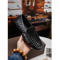 Bottega Veneta BV Leather Shoes For Men #521966