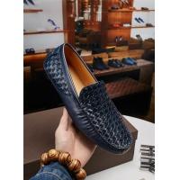 Bottega Veneta BV Leather Shoes For Men #521967