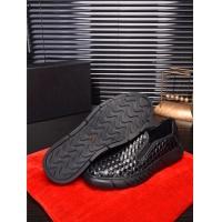 Bottega Veneta BV Leather Shoes For Men #521970