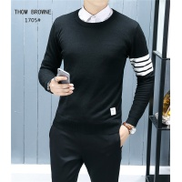 Thom Browne TB Sweaters Long Sleeved O-Neck For Men #522376