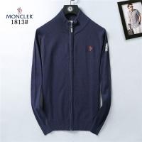 Moncler Sweaters Long Sleeved Zipper For Men #522413