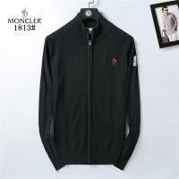 Moncler Sweaters Long Sleeved Zipper For Men #522414