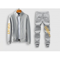 Versace Tracksuits Long Sleeved Zipper For Men #522426
