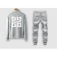 Givenchy Tracksuits Long Sleeved Zipper For Men #522456