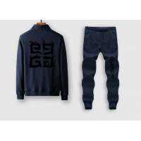 Givenchy Tracksuits Long Sleeved Zipper For Men #522458