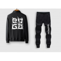 Givenchy Tracksuits Long Sleeved Zipper For Men #522459