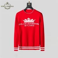 Dolce & Gabbana D&G Sweaters Long Sleeved O-Neck For Men #522472