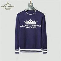 Dolce & Gabbana D&G Sweaters Long Sleeved O-Neck For Men #522473