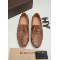 Bottega Veneta BV Leather Shoes For Men #522716