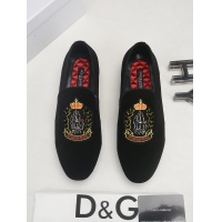 Dolce & Gabbana D&G Leather Shoes For Men #522732