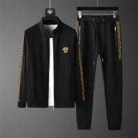 Versace Tracksuits Long Sleeved Zipper For Men #522830