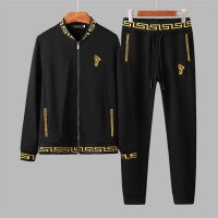 Versace Tracksuits Long Sleeved Zipper For Men #522833