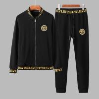 Versace Tracksuits Long Sleeved Zipper For Men #522834