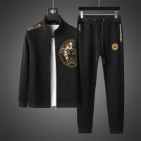 Versace Tracksuits Long Sleeved Zipper For Men #522836