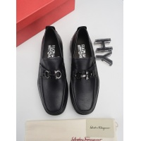 Ferragamo Salvatore FS Leather Shoes For Men #523007