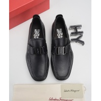 Ferragamo Salvatore FS Leather Shoes For Men #523008